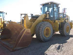 2014 Cat 950K Wheel Loader