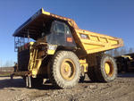 2006 Cat 777D Off-Road End Dump Truck