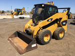 2011 Cat 262C Skid-Steer Loader