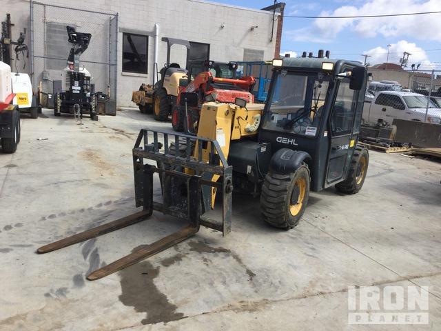 2015 Gehl RS5-19 Telehandler, Telescopic Forklift