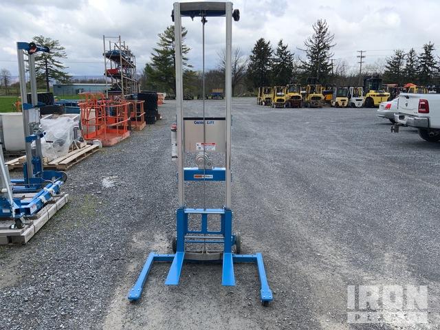 2019 Genie GL-12 Material Hoist, Material Lift
