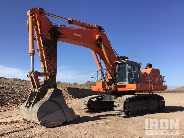 2005 (unverified) Hitachi EX1200-5C Track Excavator, Hydraulic Excavator