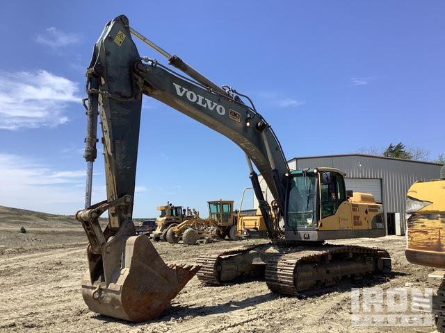2010 Volvo EC330CL Track Excavator, Hydraulic Excavator