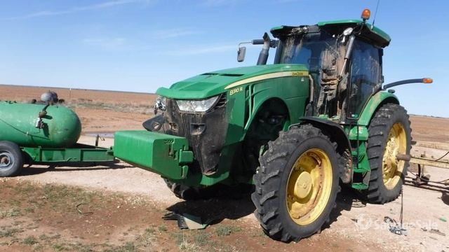 2013 (unverified) John Deere 8310 R 4WD Tractor, MFWD Tractor