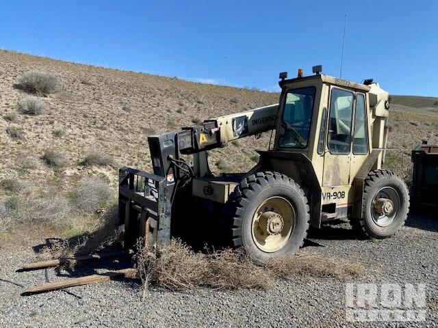 Ingersoll-Rand VR90B Telehandler, Telescopic Forklift