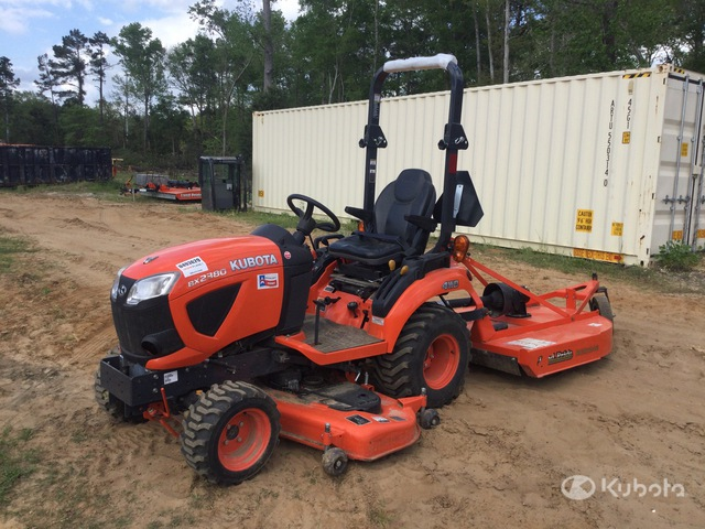 2019 Kubota BX2380 4WD Utility Tractor, Utility Tractor