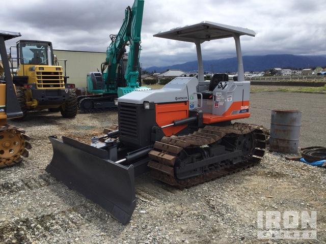 1997 年 Hitachi DX45M Crawler Dozer, Crawler Tractor