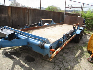 Trailer Booster Axles
