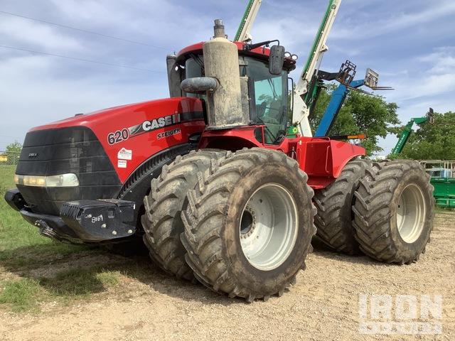 2019 Case IH Steiger 620S Scraper Tractor, 4WD Tractor