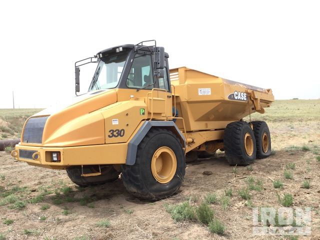 2003 Case 330 Articulated Dump Truck, Parts/Stationary Construction-Other
