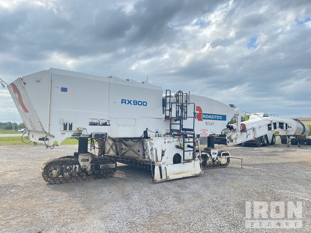 2005 Roadtec RX900 Tracked Cold Planer, Cold Planer