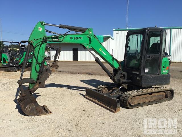 2014 Bobcat E42 Mini Excavator, Mini Excavator (1 - 4.9 Tons)