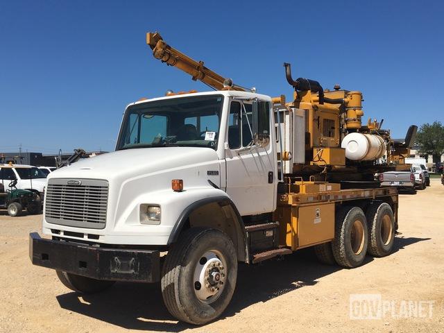 2003 Freightliner FL80 Drill Truck, Drill Truck