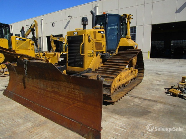 2018 Cat D6NLGP Crawler Dozer, Crawler Tractor