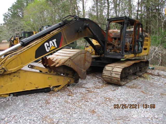 2016 Cat 320FL Track Excavator, Hydraulic Excavator