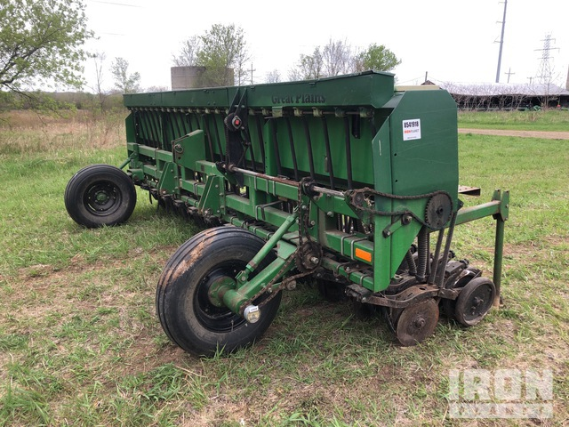 Great Plains 3PD15 15 ft Seed Drill, Seed Drill