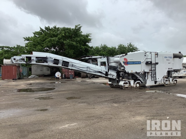 2005 Roadtec RX700 Tracked Cold Planer, Cold Planer