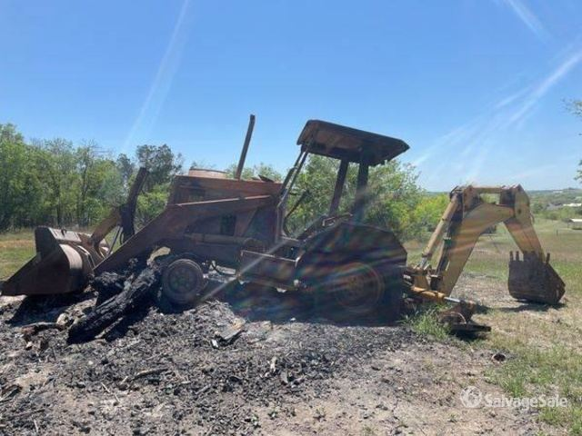 1994 (unverified) Cat 416B Backhoe Loader, Loader Backhoe