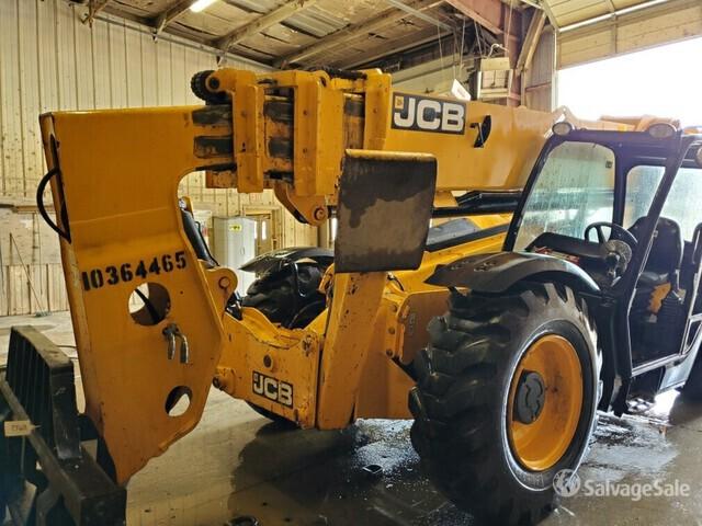 2015 (unverified) JCB 51256 S Telehandler, Telescopic Forklift