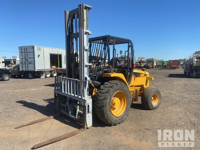 JCB 930 Rough Terrain Forklift, Rough Terrain Forklift