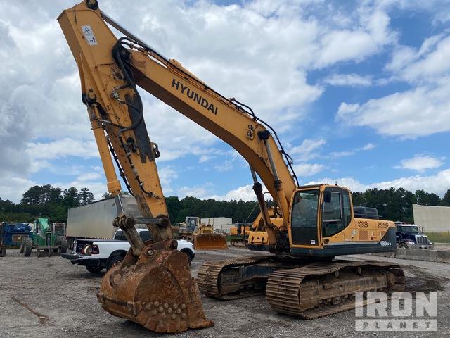 2011 (unverified) Hyundai Robex 480LC-9 Track Excavator, Hydraulic Excavator