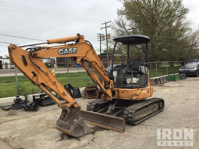 2015 Case CX36B Mini Excavator, Mini Excavator (1 - 4.9 Tons)
