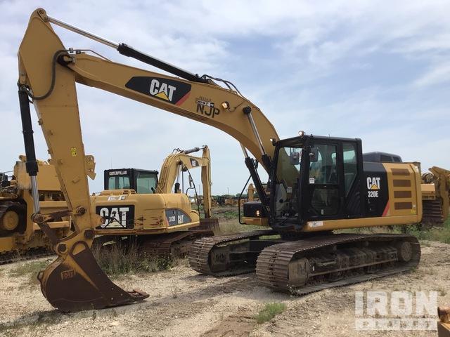 2013 Cat 320EL Track Excavator, Hydraulic Excavator