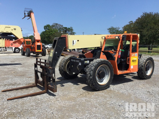 2015 JLG G9-43A Telehandler, Telescopic Forklift