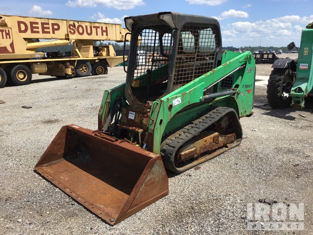 2018 Bobcat T450 Compact Track Loader, Parts/Stationary Construction-Other