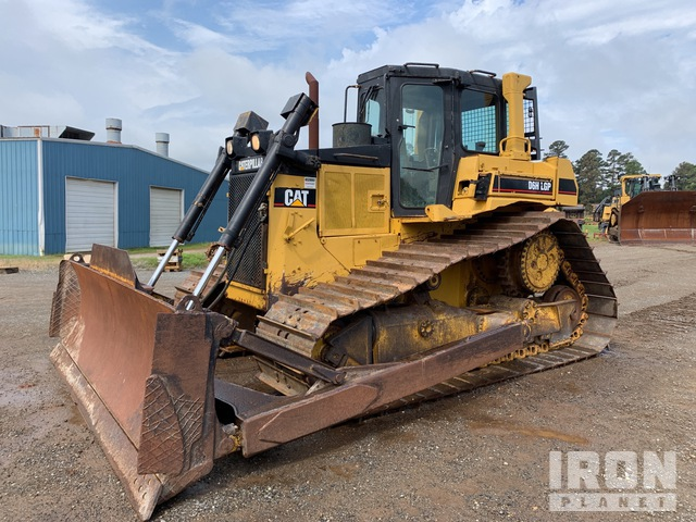 Cat D6H LGP Series II Crawler Dozer, Crawler Tractor