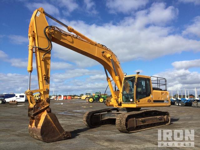 Hyundai Robex 290LC-7 Track Excavator, Hydraulic Excavator