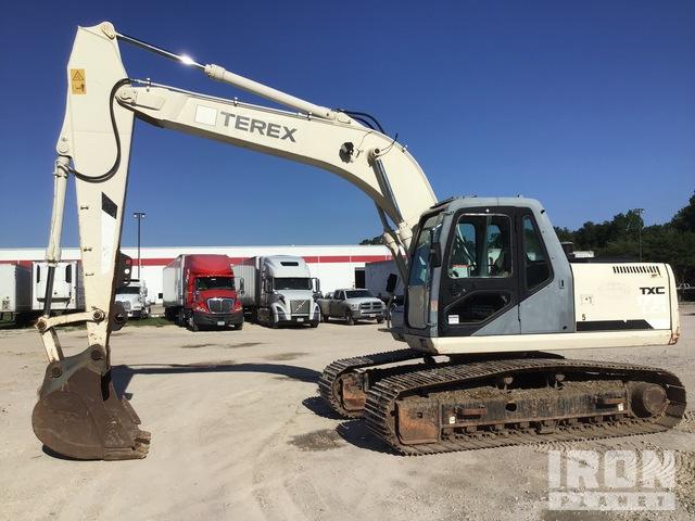 2007 (unverified) Terex TXC175LC-1 Track Excavator, Hydraulic Excavator
