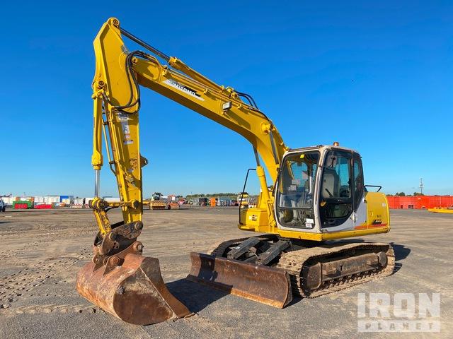 2005 (unverified) Sumitomo SH120-3 Track Excavator, Hydraulic Excavator