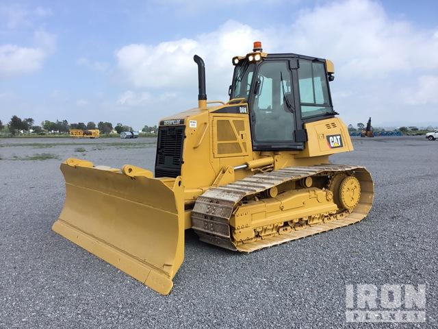 2012 Cat D6K LGP Crawler Dozer, Crawler Tractor