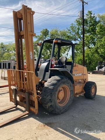 2011 (unverified) Case 586G Rough Terrain Forklift, Rough Terrain Forklift