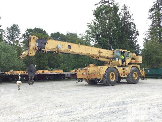 1993 (unverified) Grove RT865B 65 Ton Rough Terrain Crane, Rough Terrain Crane
