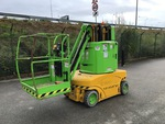Click image for details on this 2008 JLG Toucan 1010I Vertical Mast Lift