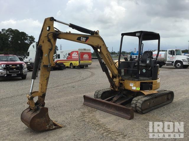 2012 Cat 304E CR Mini Excavator, Mini Excavator (1 - 4.9 Tons)