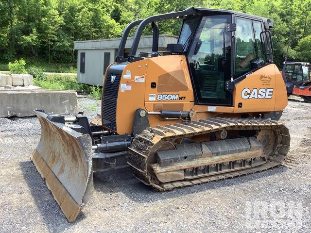2018 Case 850M WT Crawler Dozer, Crawler Tractor