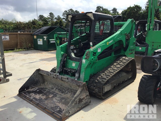 2016 Bobcat T740 Compact Track Loader, Parts/Stationary Construction-Other