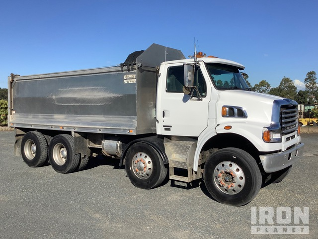 2010 Sterling LT7500 Twin-Steer 8x4 Tipper Truck, Dump Truck (Tri/A)