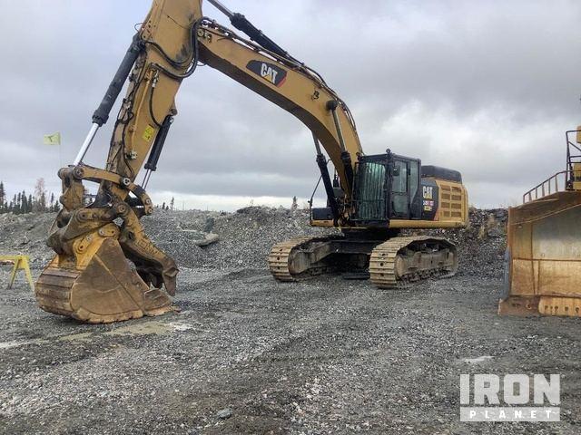 2014 Cat 349EL VG Track Excavator, Hydraulic Excavator