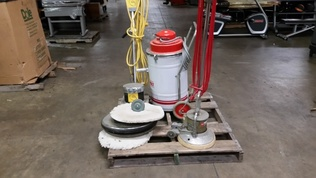Industrial Equipment - Janitorial