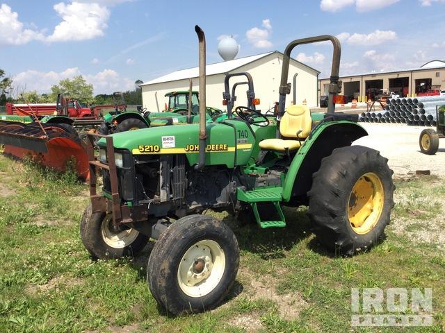 1999 John Deere 5210 2WD Tractor, 2WD Tractor