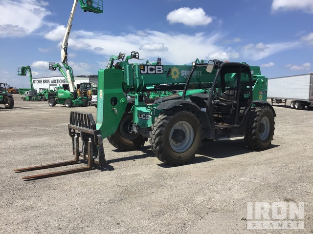 2015 (unverified) JCB 507-42 Telehandler, Telescopic Forklift