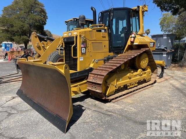 2018 Cat D6N XL Crawler Dozer, Crawler Tractor