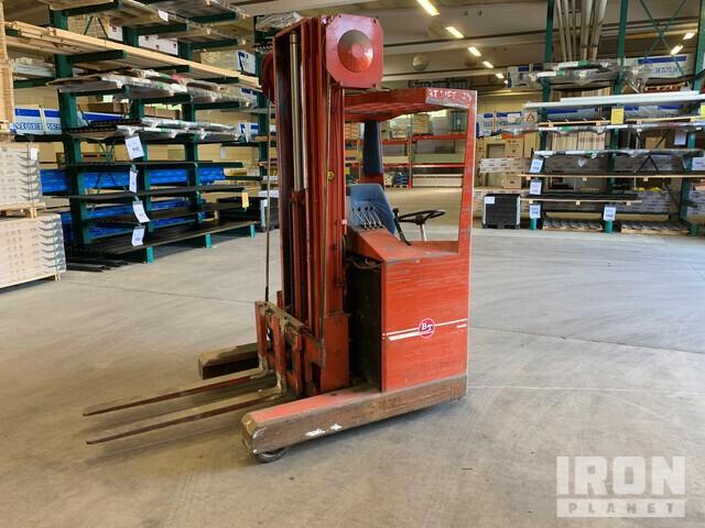 1982 BT RT 1350/10 Electric Forklift, Electric Forklift