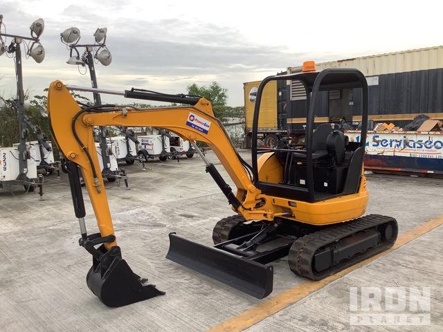 2013 JCB 8030 ZTS Mini Excavator, Mini Excavator (1 - 4.9 Tons)