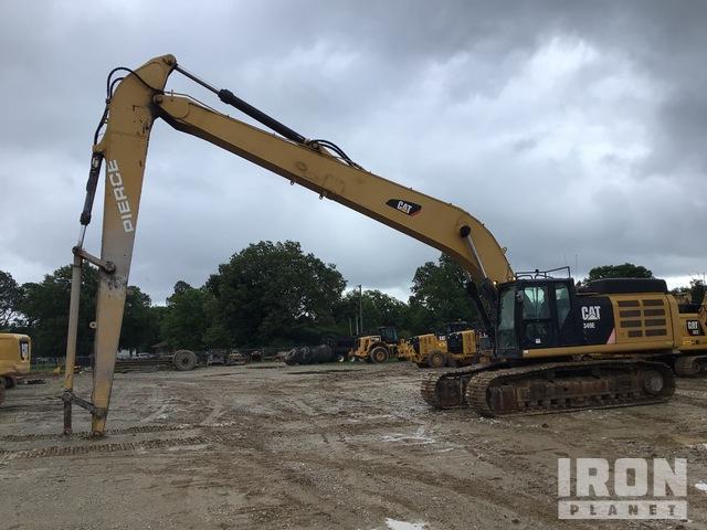 2011 Cat 349E L Track Excavator, Hydraulic Excavator