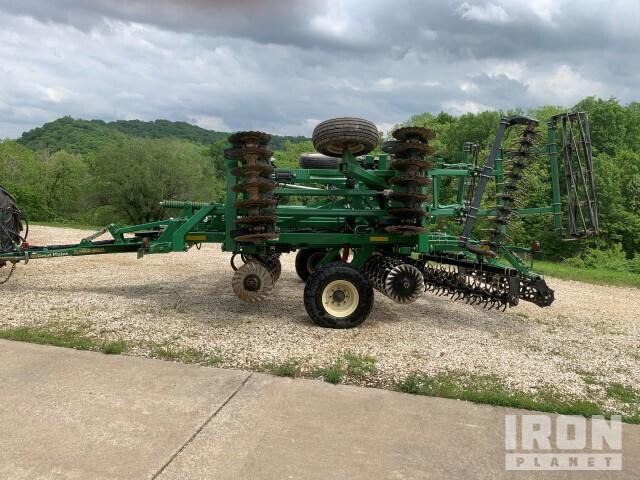 2014 (unverified) Great Plains 1800TM Vertical Till, Cultivator